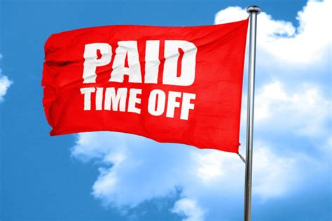 pto unlimited paid leave sick states