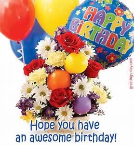 Animated Birthday Wishes Gif