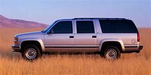 1994 U201398 Chevrolet 2500 Suburban  Gmt400