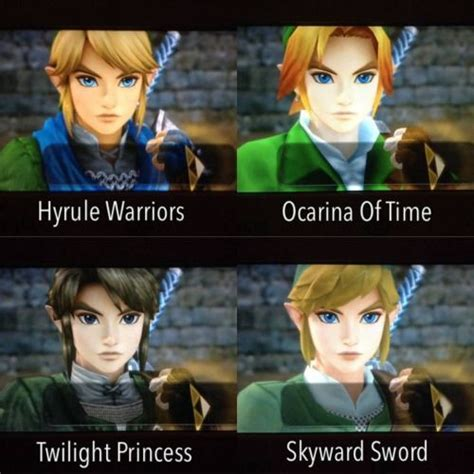 The Adventures Of Link Why Cant Boys In Real Life Look