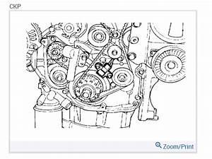 Crankshaft Position Sensor Diagram  I Would Like To Know