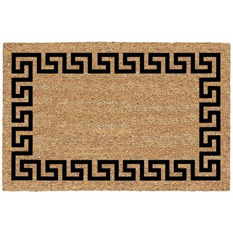 Key Doormat by Decoir Key Coir Outdoor Doormat At Hayneedle