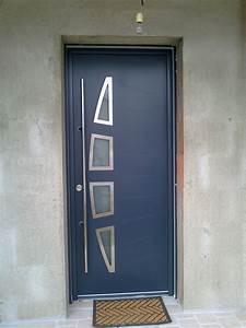 porte exterieure bourges decouvrez nos realisations en With porte d entrée acier ou alu