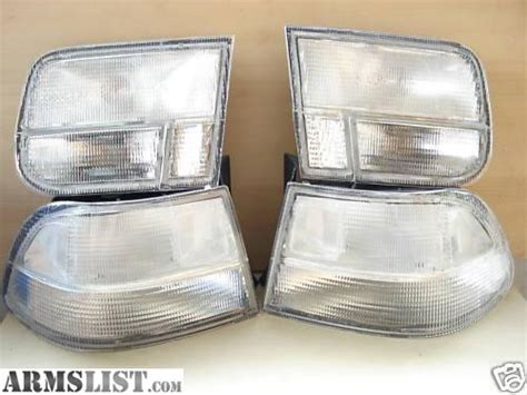 honda civic tail lights for sale armslist for sale clear honda civic tail lights 95 00
