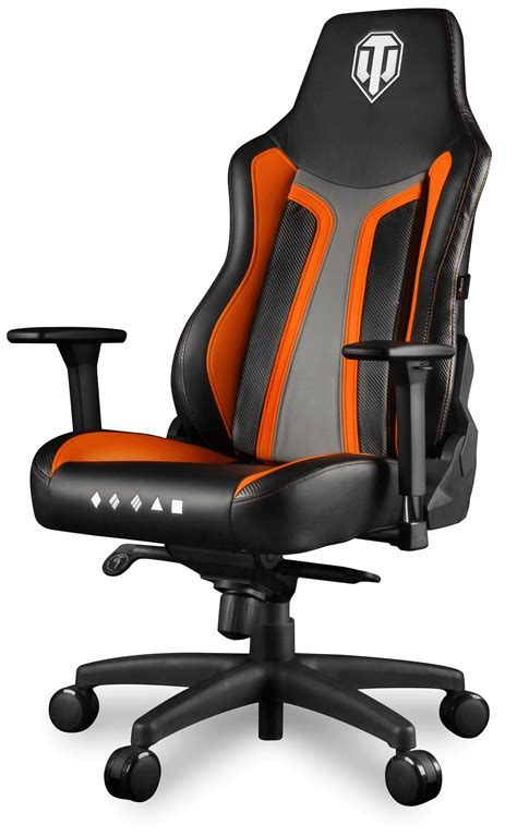 chaise gamer pc in style and comfort general of tanks