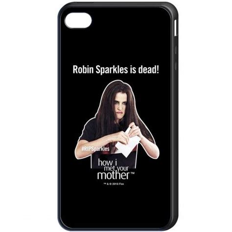 Meme Iphone Case - how i met your mother robin sparkles meme iphone 4 4s case how i met ur mother pinterest