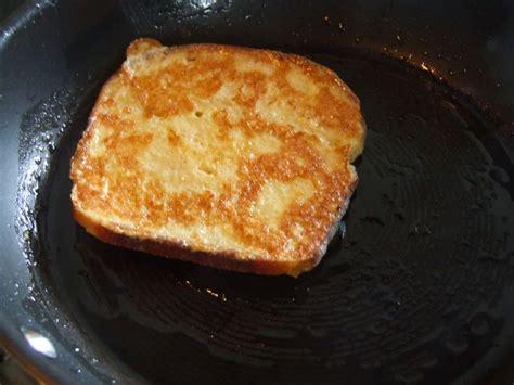 decadent french toast brioche eggy bread