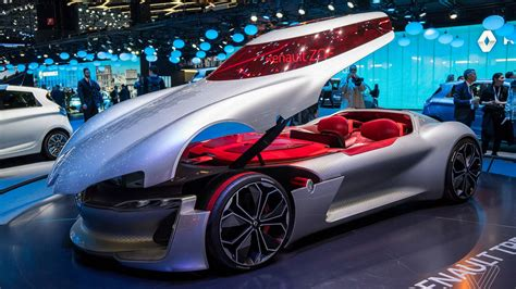 The Renault Trezor Is The Retro-future Concept Car Of My