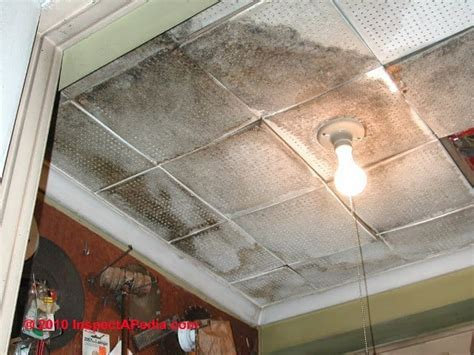 asbestos armstrong ceiling tiles