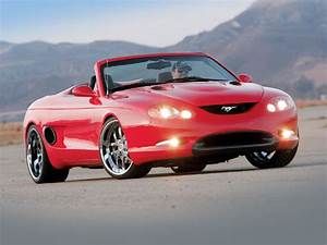 Ford Mustang Concept 3 - Mach III Concept Look-Alike - 5.0 Mustang & Super Fords Magazine