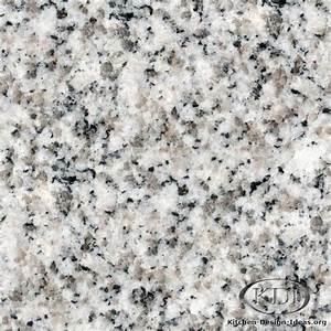 Light Grey Granite - Kitchen Countertop Ideas
