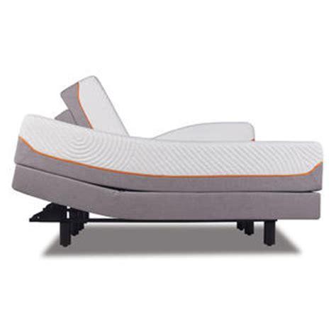 Tempurpedic Split King Adjustable Bed by Tempur Pedic Tempur Ergo Premier Split