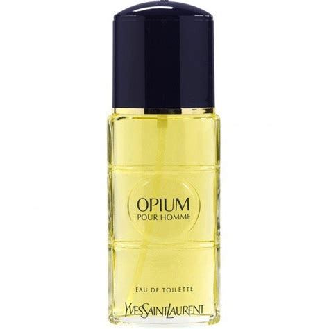 yves laurent opium pour homme eau de toilette