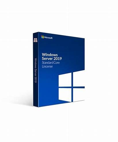 Server Windows Standard Core Microsoft License Open