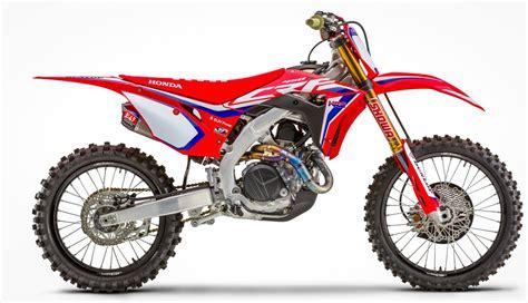 honda motocross 2020 primicia honda crf 450 2020 crossprensa donde el