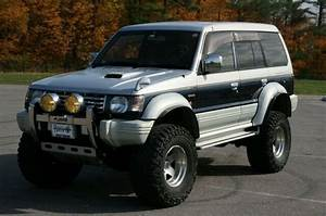 Mitsubishi Pajero 1991 Shop Manual Repair