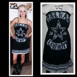 dallas cowboys game day tee shirt dress 55 lookin good With dallas cowboys wedding dress