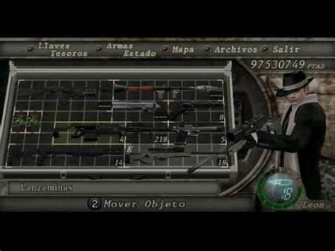 resident evil  weapon mod hack cheat