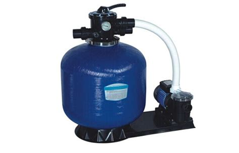 Small Portable Swimming Pool Sand Filters With Pump And