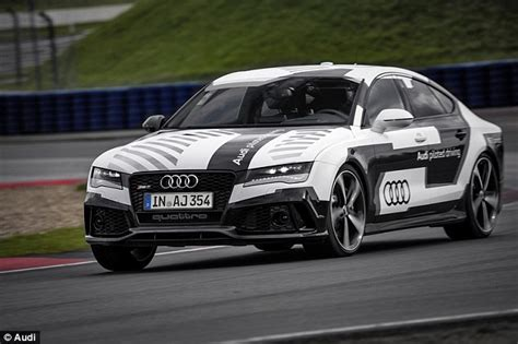 amazing audi uk the amazing self driving car that can reach 150mph