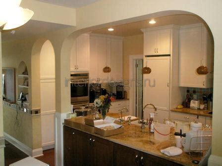 arch kitchen design дизайн проект маленькой кухни материалы изготовления 1329
