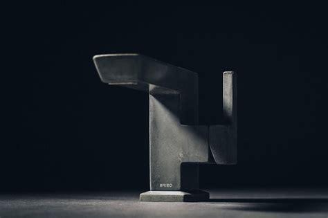sculptural concrete faucet designs concrete faucet