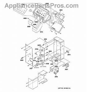 Parts For Ge Az41e09dabw4  Control Parts