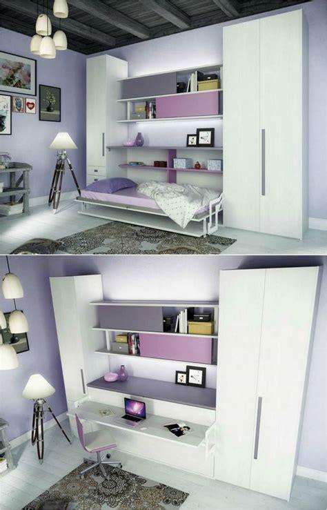 chambre fille avec lit superposé armoire lit escamotable et lits superposés chambre d 39 enfant