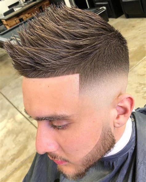cortes de pelo degradado hombre  pelo corto