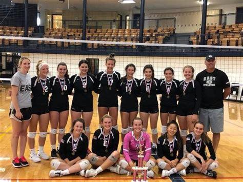south lyon east high school girls varsity volleyball fall