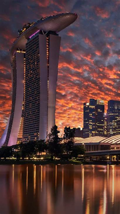 Singapore 4k Marina Bay Sands Wallpapers Iphone