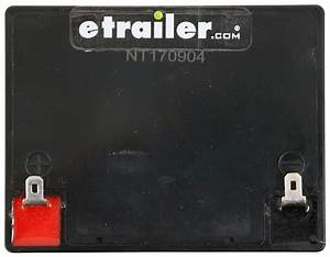 Replacement Sealed Lead Acid Battery For Shur