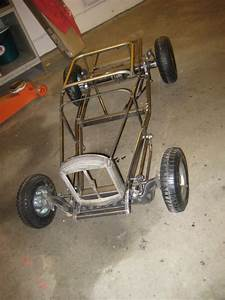 Go kart sized hot rod chassis.   Go carts, scooters and ...