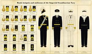 Naval rank insignia and uniforms by Regicollis on DeviantArt