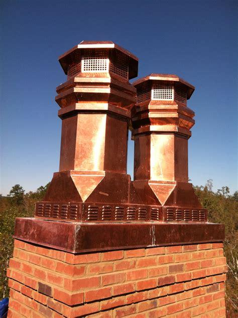 volko supplytudor copper chimney pots