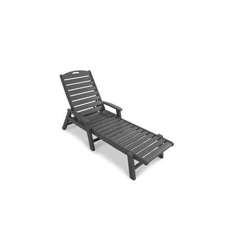 Chaise E 50 Trex Outdoor Furniture Yacht Stepping Patio