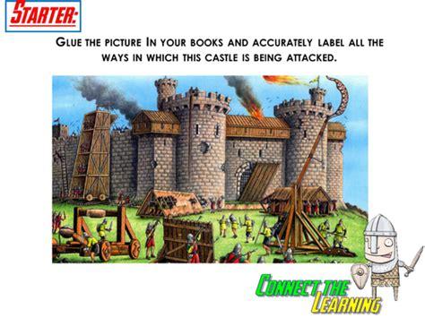 defending  castle  taramarguerite teaching resources