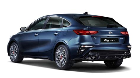 kia cerato gt previewed ceed gt  gt revealed