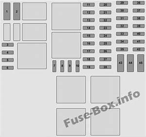 Fuse Box Diagrams  U0026gt  Opel  Vauxhall Vivaro B  2015