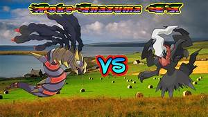 Pin Darkrai Vs Deoxys Picarena Image Match Pictures on ...