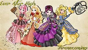 Ever After High Thronecoming Wallpaper by Wizplace on ...