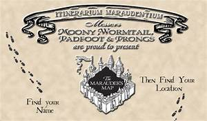 Free Seating Chart Wedding Details Harry Potter The Marauders Map Chelsey Sue