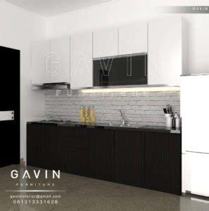 contoh kitchen set design custom klien di ciputat kitchen set jakarta