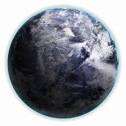 Planet Planets 2d Pluspng Ice1 Hq Transparent
