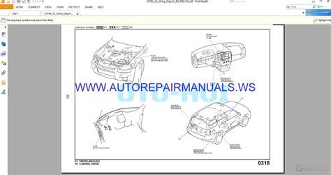 ford escape wiring diagram manual  auto repair