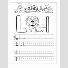 Kindergarten Writing Practice Worksheets Worksheet Mogenk Paper Works