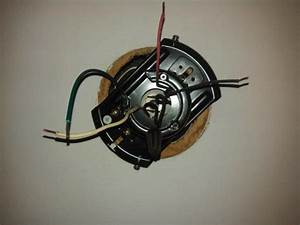 Ceiling Fan Wiring Red Black White Electrical Wire Red