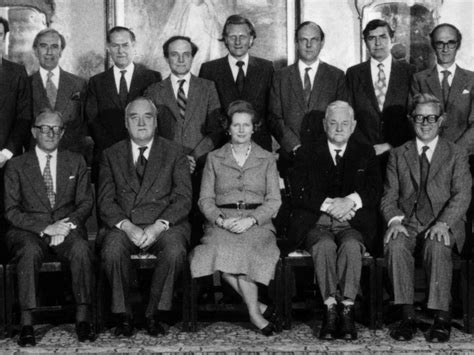 Who Was The To Serve In The Cabinet by Many Who Served In Mrs Thatcher S Cabinet Did Not Live To