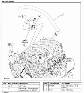 Where Is The Pcv System On 2009 Ford F150 4 6 3 Valve