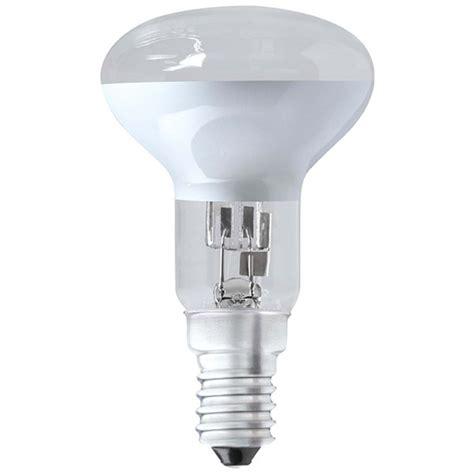 watt ses emm  diffused halogen reflector light bulb